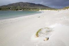Psia ` s zatoki plaża; Connemara; Galway zdjęcia stock