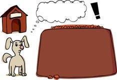 psie małe niedola Zdjęcie Royalty Free