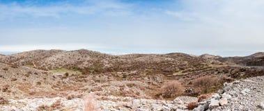 Psiloritis Mountains royalty free stock photo