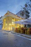 Psirri in Athens. stock photos