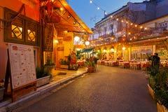 Psirri, Athens. royalty free stock photo
