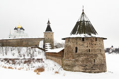 Pskov Royalty Free Stock Image