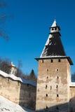 Pskov-Caves Monastery Stock Photo