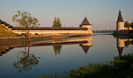 Pskov der Kreml Lizenzfreie Stockbilder