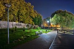 Pskov der Kreml Lizenzfreies Stockbild