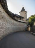 Pskov-Festung Stockfoto
