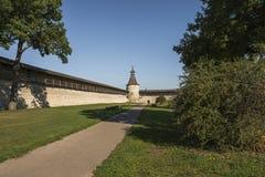 Pskov-Festung Stockfotos