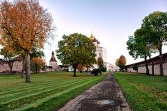 Pskov forteca Obrazy Stock