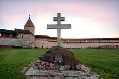 Pskov forteca Zdjęcia Royalty Free
