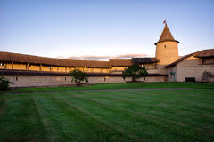 Pskov fortress Stock Photography