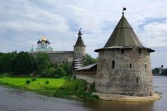 Pskov Kremlin Royalty Free Stock Images