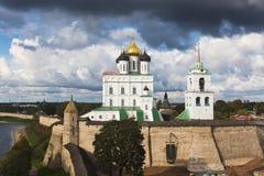 Pskov Kremlin Fotografía de archivo