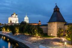 Pskov Kremlin Stockfotografie