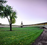 Pskov Kremlin imagem de stock royalty free