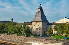 Pskov Kremlin Royalty Free Stock Image