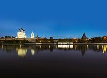 Pskov Kremlin royalty free stock photos