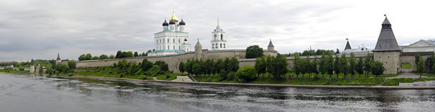 The Pskov Kremlin. Russia. Stock Photography