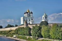 Pskov Kremlin Stock Images