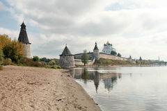 Pskov Kremlin Stock Photos