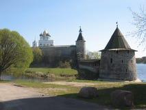 Pskov, Rússia Fotos de Stock