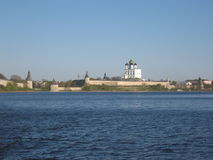 Pskov, Rússia imagem de stock royalty free