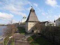 Pskov, Rusia Imágenes de archivo libres de regalías