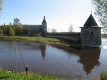 Pskov, Rusia Imagen de archivo