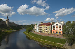 Pskov, Russia Royalty Free Stock Photography