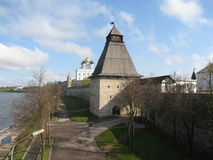 Pskov, Russia royalty free stock images