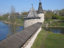 Pskov, Russia Stock Photography