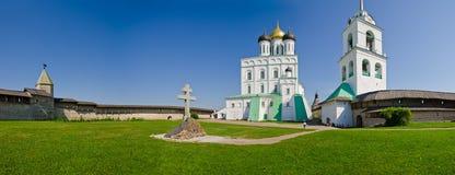 Pskov, Russia Royalty Free Stock Image
