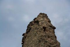 Pskov Torre do canto do St Varlaam Fotografia de Stock Royalty Free