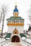 Pskovo-Pechersky monastery Royalty Free Stock Images