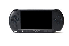 PSP E1000 Royalty Free Stock Photography