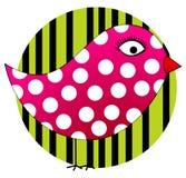 Pássaro bonito da mola Imagens de Stock Royalty Free