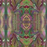 Pstrobarwny abstrakt, podławy, szorstki tło, ilustracji