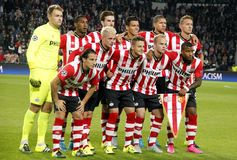 PSV Eindhoven Stock Photography