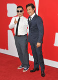 Psy & Byung Hun Lee Royalty Free Stock Photography