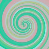 Psychadelic abstract illustration background. Psychadelic radial abstract illustration background Stock Photography