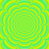Psychadelic abstract illustration background. Psychadelic radial abstract illustration background Royalty Free Stock Images