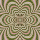 Psychadelic abstract illustration background. Psychadelic radial abstract illustration background Royalty Free Stock Photography