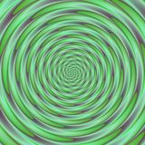 Psychadelic abstract illustration background. Psychadelic radial abstract illustration background Royalty Free Stock Photos