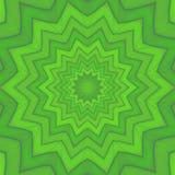 Psychadelic abstrakcjonistyczny ilustracyjny tło Obraz Stock