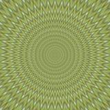 Psychadelic abstrakcjonistyczny ilustracyjny tło Zdjęcie Stock