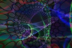 Psychedelic ανασκόπηση ελεύθερη απεικόνιση δικαιώματος