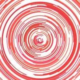 Psychedelic αφηρημένο μισό υπόβαθρο κύκλων Στοκ φωτογραφίες με δικαίωμα ελεύθερης χρήσης