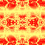 Psychedelic 6. Orange and yellow Psychedelic background Royalty Free Stock Images