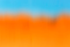 Psychedelic background based on blured landscape image. Looks like painting Royalty Free Stock Photo