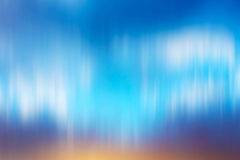 Psychedelic background based on blured landscape image. Looks like painting Stock Image