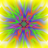 Psychedelic background Royalty Free Stock Images